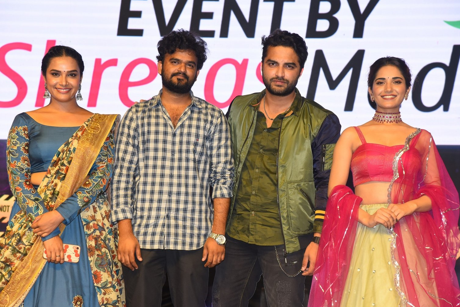 HIT Movie Grand Release Event At Vizag Photos