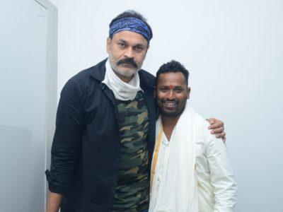 Jabardast Fame Kirak RP Directional Debut Film Starring JD Chakravarthy And Prakash Raj Launched