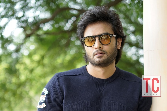 sudheer babu interview about v movie
