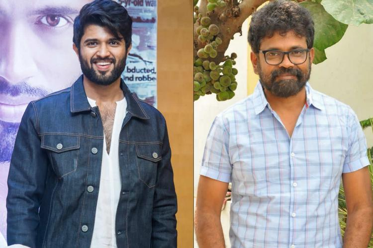 Hero Vijay Deverakonda Movie with Director Sukumar