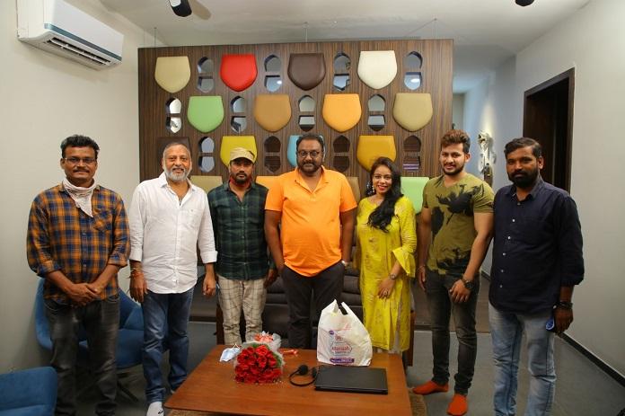 Radha Krishna Movie Song Launch By Director VV Vinayak
