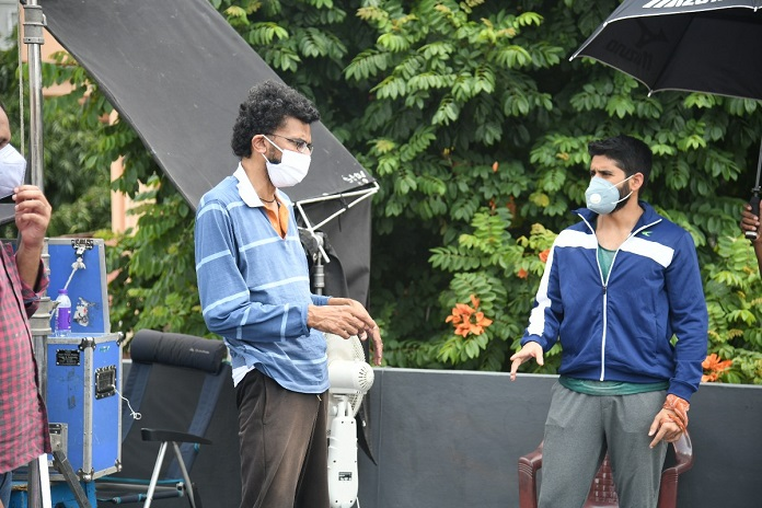 Love Story Resumes Shooting With Strict Safety Guidelines