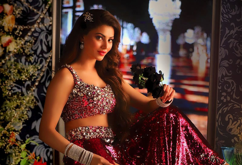 Urvashi Rautela looks Stunning in the Promotional song from her debut Tollywood film Black Rose