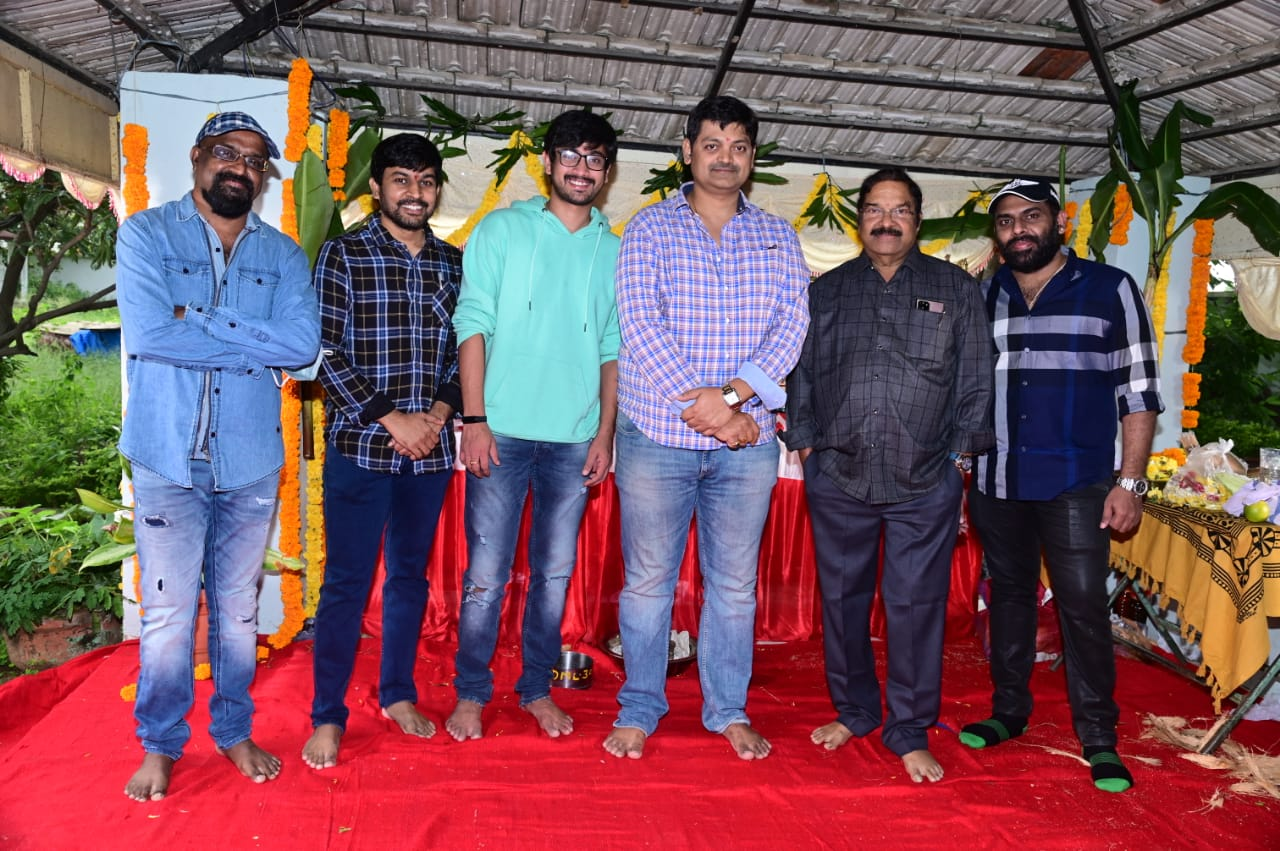 Young Hero Raj Tarun New Movie Launched
