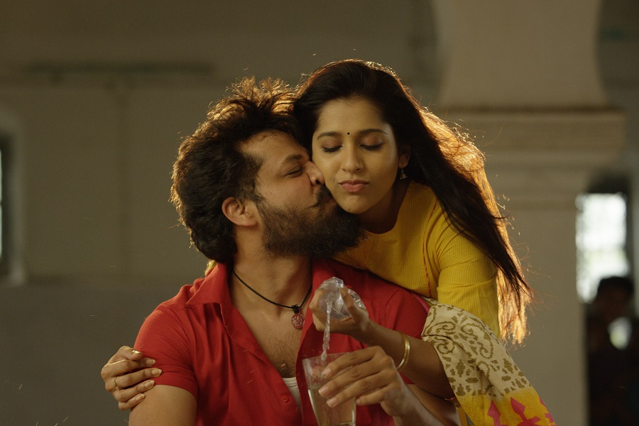 Teaser of Bomma Blockbuster Movie launched