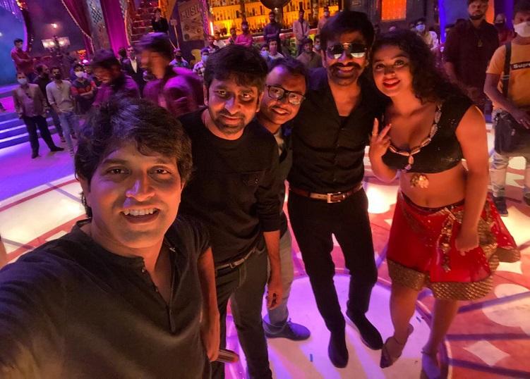Apsara Rani Doing A Special Song In Ravi Teja Movie