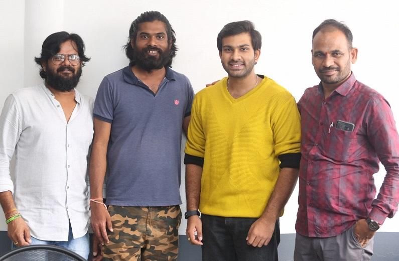 Kalaposhakulu Movie Teaser Launch Photos