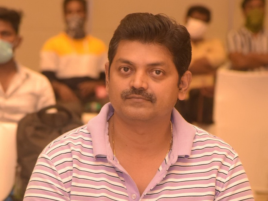 Director Vijay Kumar Konda Interview