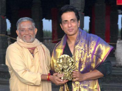 Tanikella Bharani garu & Korata Siva