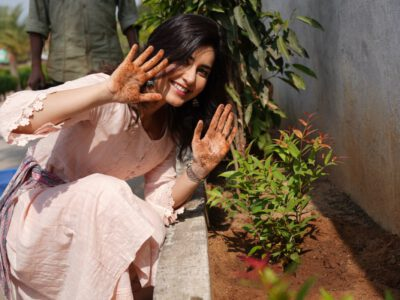 Raashi Khanna kickstarts birthday celebrations
