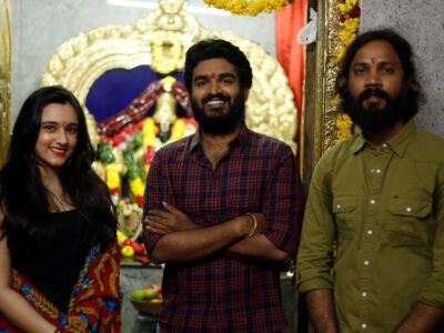 Kiran Abbavaram New Movie Launch