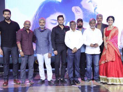 Nithin Check Movie, Nithin, Rajamouli, Varun Tej, Priya Praksh Varrier, Sreemukhi, Venky Kudumula, Gopichand Malineni, Bhavya Prasad, Bhavya Creations, Chandra Sekhar Yeleti.